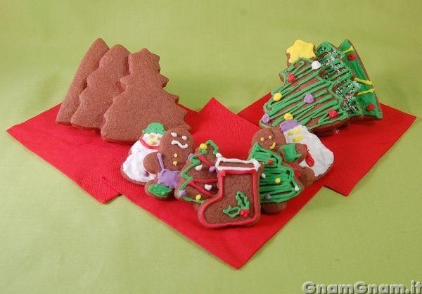 Scopri la ricetta di: Biscotti di Natale