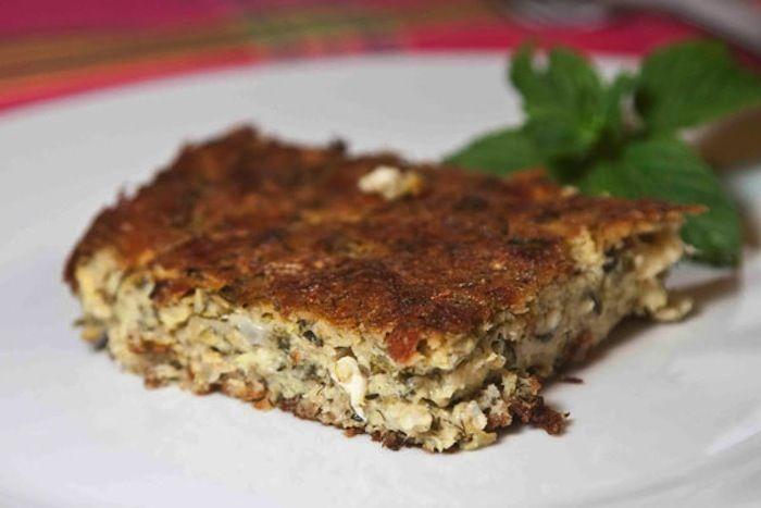 χωριάτικη συνταγή για κολοκυθόπιτα με αρωματικά χωρίς φύλλο