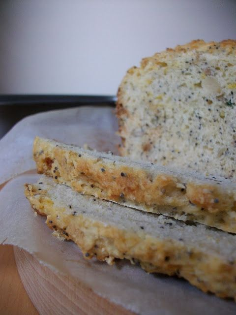 Orange Soda Bread with Mixed Seeds | Food on Friday: Bread | Pinterest