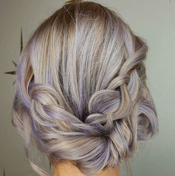 45 incredible lavender hairstyle that will blow you away