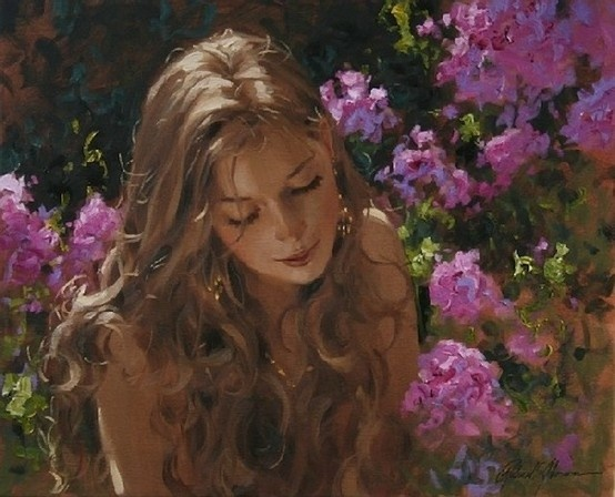 richard johnson painting