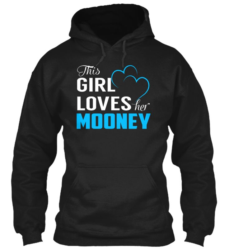 Love MOONEY - Name Shirts #Mooney