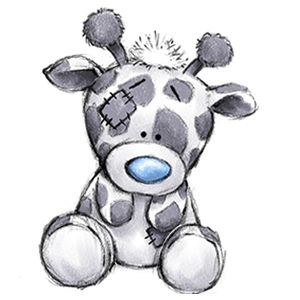 Twiggy... the friendly Giraffe who loves to chat... but will never tell your secrets.