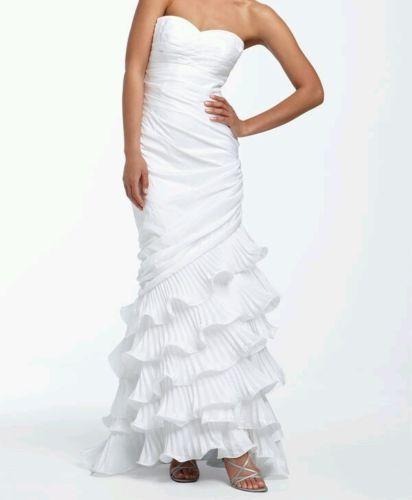 28. Tamanho 10 muito grande mas veja o novo numero 1 aqui é igual. Dalia MacPhee Wedding Gown Size 10 | eBay