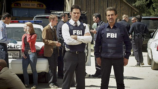 Criminal Minds - Season 8 Episode 8: The Wheels on the Bus (2012 ...this was like my fave episode