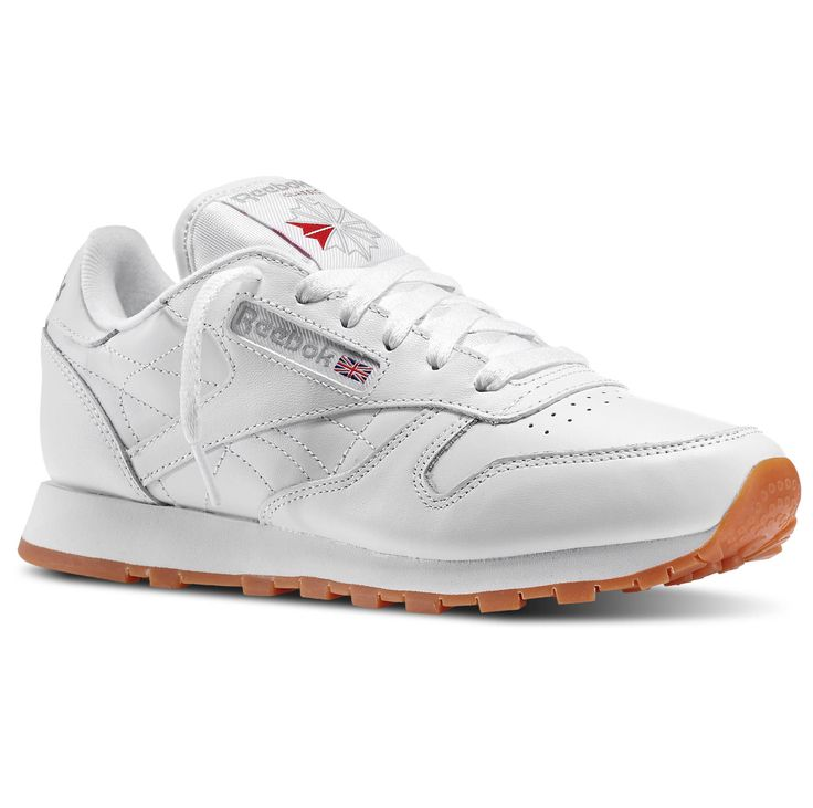 All you need is a fresh pair of Classics White ReebokWhite ShoesShoe GameClassic  LeatherClassic