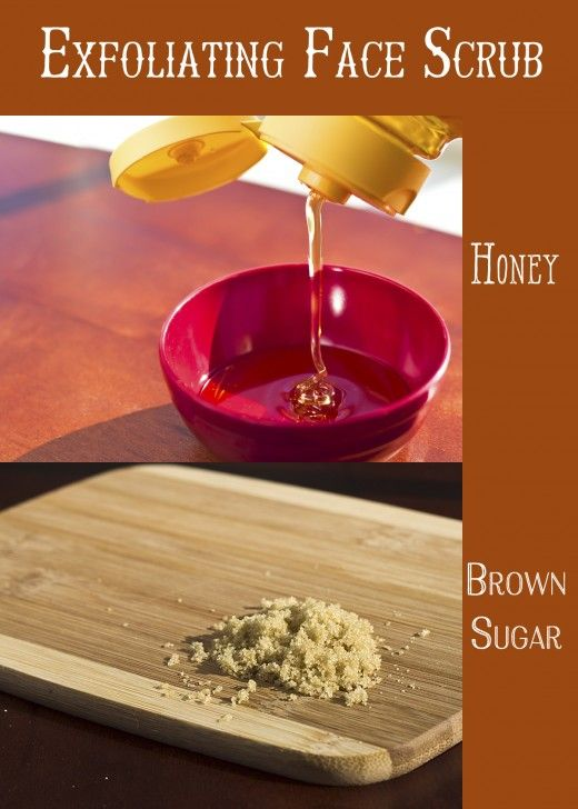 DIY Face Masks ~ Brown sugar is a great medium for exfoliation and keeps blackheads at bay!