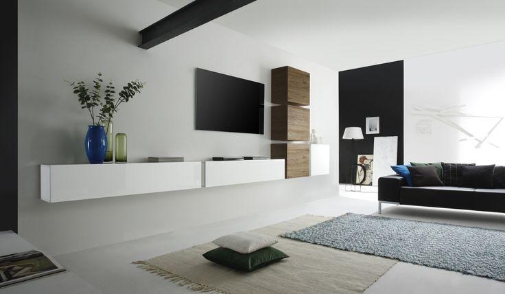 Έπιπλα Σπιτιού - Σύνθεση Τοίχου Linea Color 19