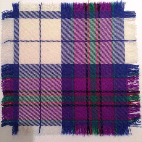 Pride of Scotland - 100% Wool Tartan Fabric – Highland In Style