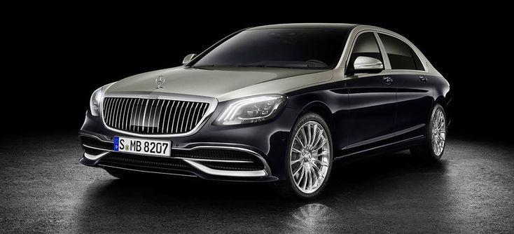 Maybach presenta un Clase S aún más ostentoso para acechar a Bentley y Rolls-Royce - Diariomotor