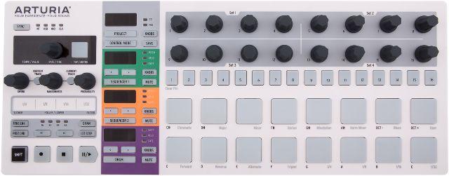 Gearjunkies.com: Arturia announces the BeatStep Pro