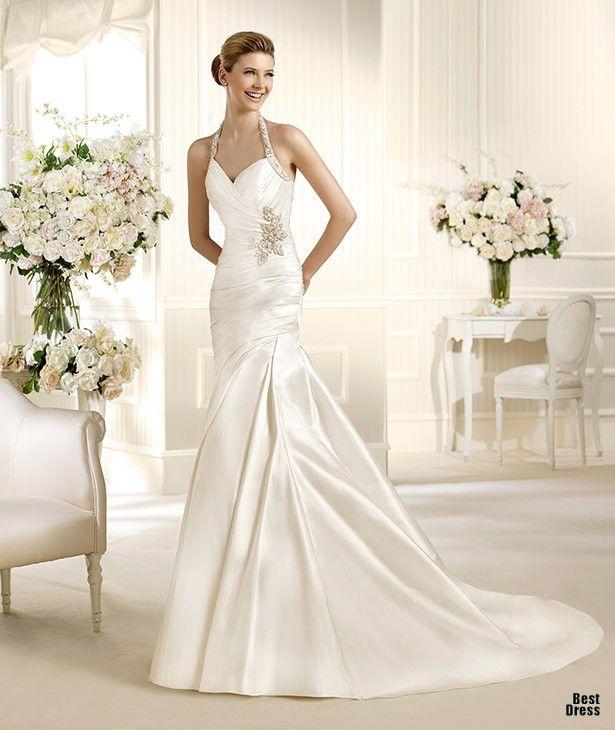292 Best Wedding Dress Images On Pinterest