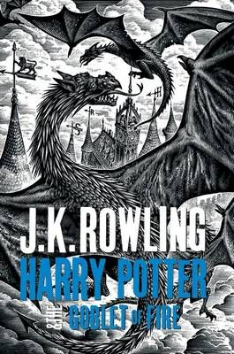 Harry Potter and the Goblet of Fire (Hardback)