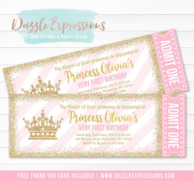 Best 25+ Party tickets ideas on Pinterest Movie party - prom ticket template