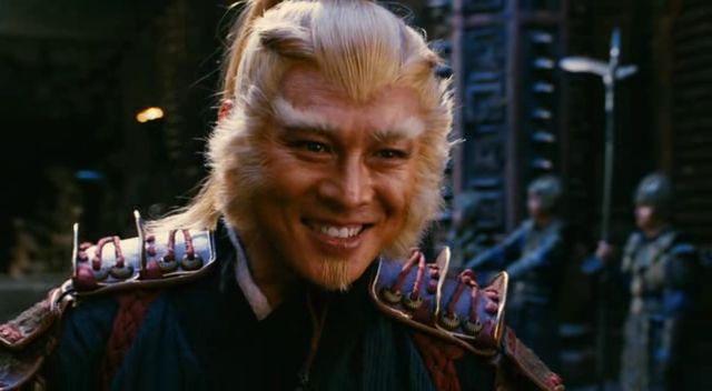 The Forbidden Kingdom Jet Li as the Monkey King | Movies ...