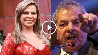 Correio do Poder: Cristina Rocha, do SBT, humilha Lula no programa da Eliana: 'A cadeia tem que chegar pro Lula, dá nojo, foi uma das maiores decepções'; veja vídeo