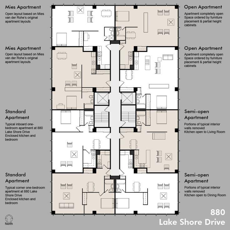 House Plans Apartment Complex