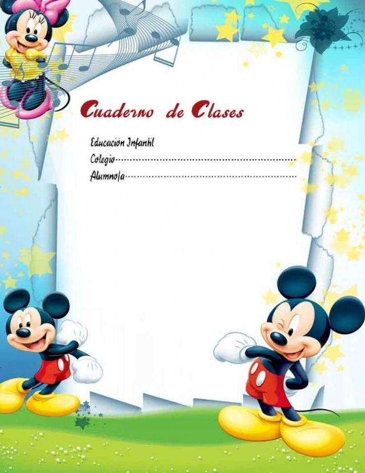 imagenes-infantiles-para-caratulas-carpetas-cuadernos-escolares-imprimir (2)