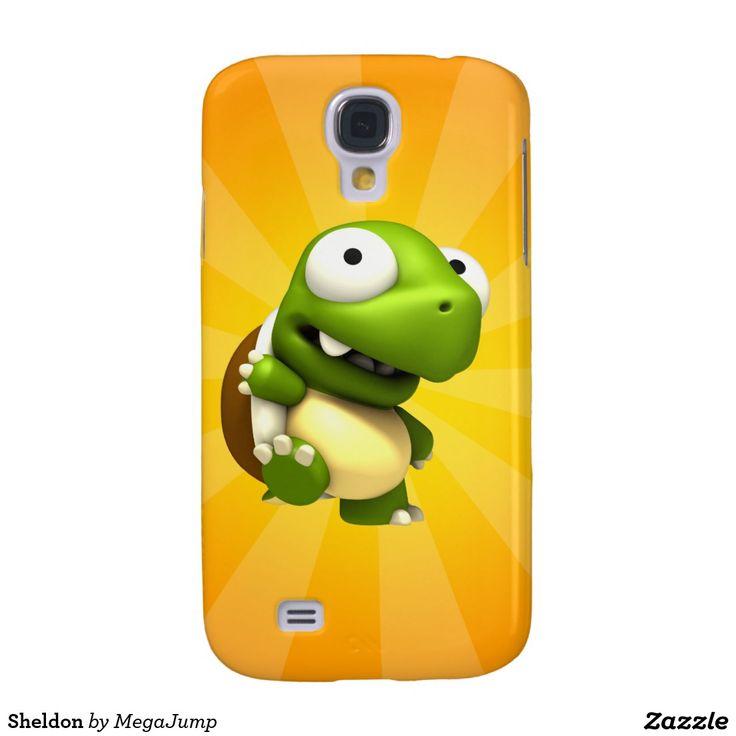 Sheldon Galaxy S4 Case. Regalos, Gifts. #carcasas #cases