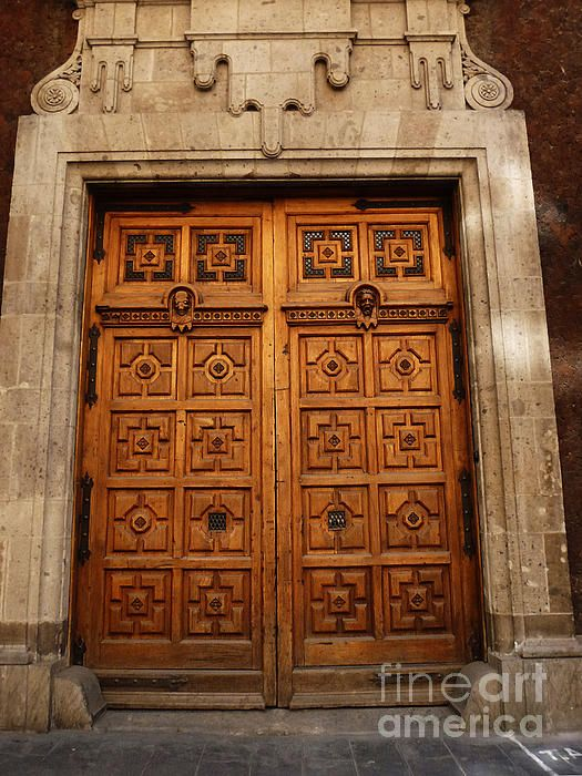 Mexican haciendas a collection of ideas to try about for Door in spanish