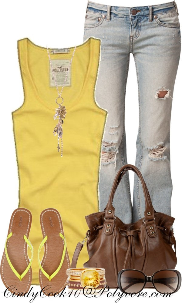 """""""Sunny Days"""" by cindycook10 on Polyvore"""
