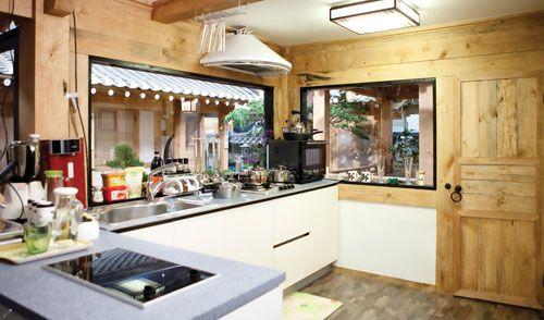 korean house   Tumblr   casa   Pinterest   Kitchens, Interiors and ...
