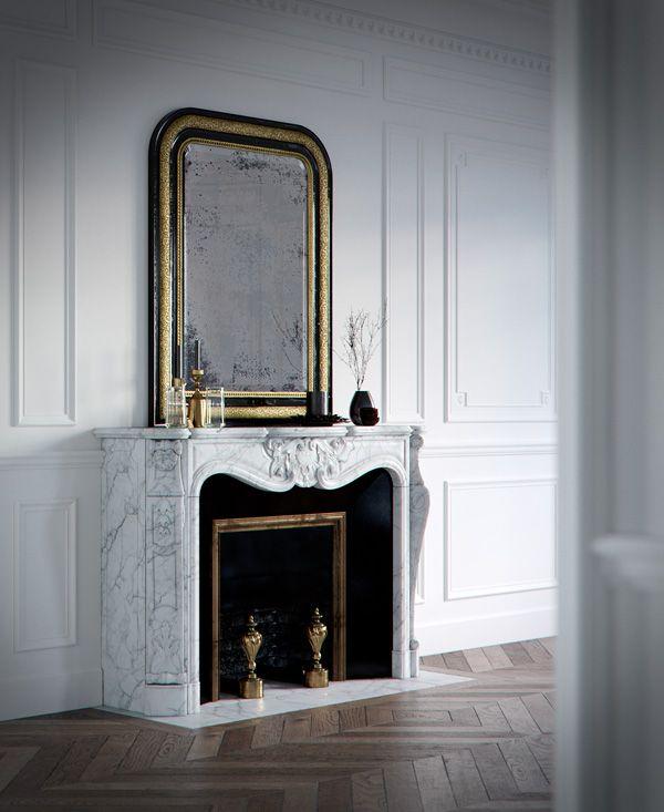 les 17 meilleures images du tableau soubassements sur pinterest id es pour la maison moulures. Black Bedroom Furniture Sets. Home Design Ideas