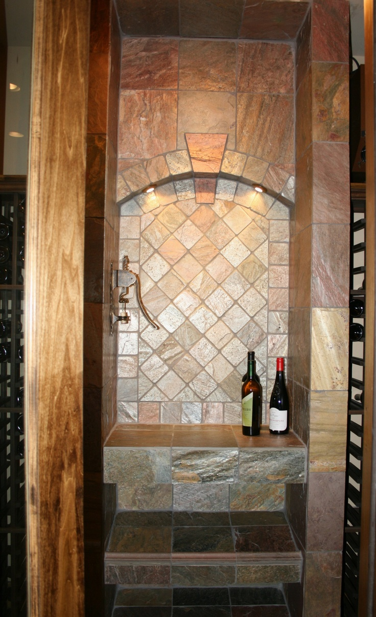 Satin Copper Slate : Best images about fireplaces on pinterest mosaics