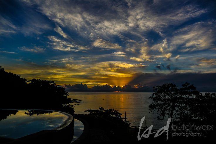 Sunrise at the Mansion