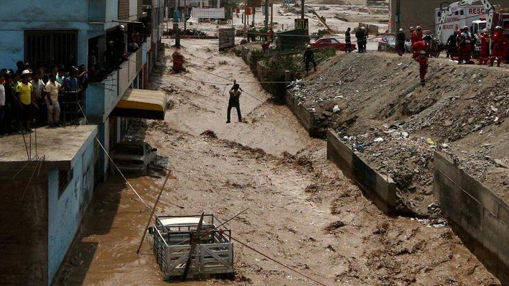 [Euronews]: Δραματική η κατάσταση από τις πλημμύρες στο Περού | http://www.multi-news.gr/euronews-dramatiki-katastasi-apo-tis-plimmires-sto-perou/?utm_source=PN&utm_medium=multi-news.gr&utm_campaign=Socializr-multi-news