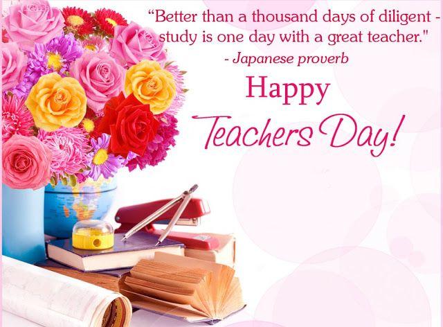 Resultado de imagen para happy teachers day