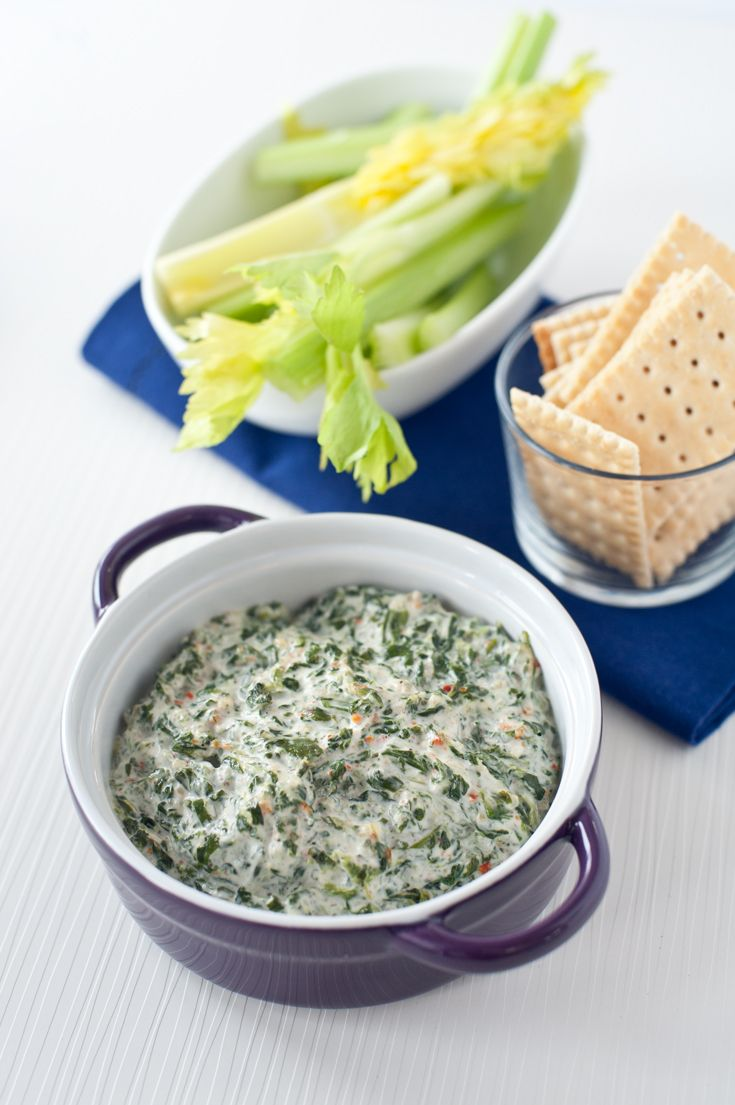 #Epicure Hot Spinach Dip