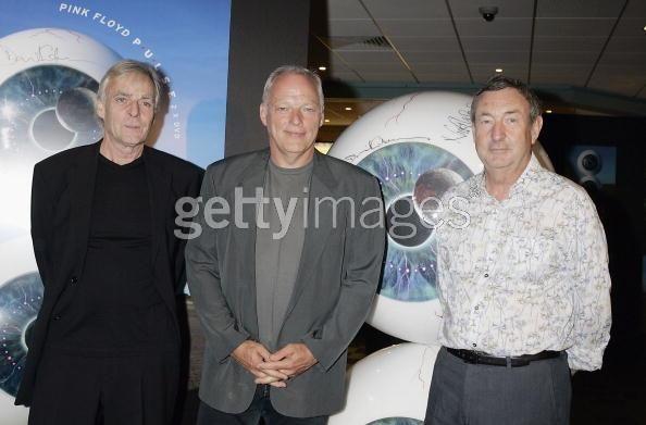 2006 Pink Floyd PULSE DVD Screening