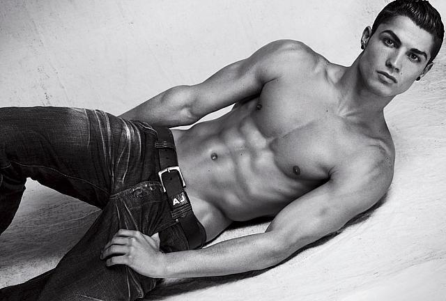 Christiano Ronaldo mhmmm.