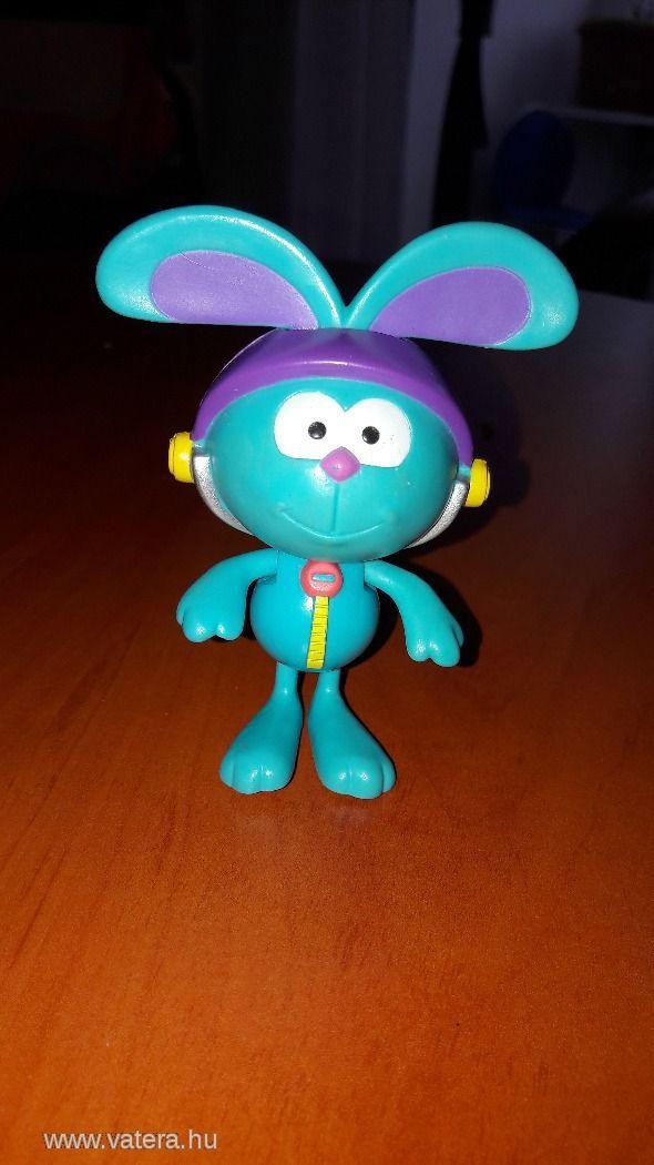 BS játék - Rosie világa sorozatból Rosie kék nyuszija :) - 1500 Ft - Nézd meg Te is Vaterán - Rajzfilm- és mesefigura - http://www.vatera.hu/item/view/?cod=2560863143