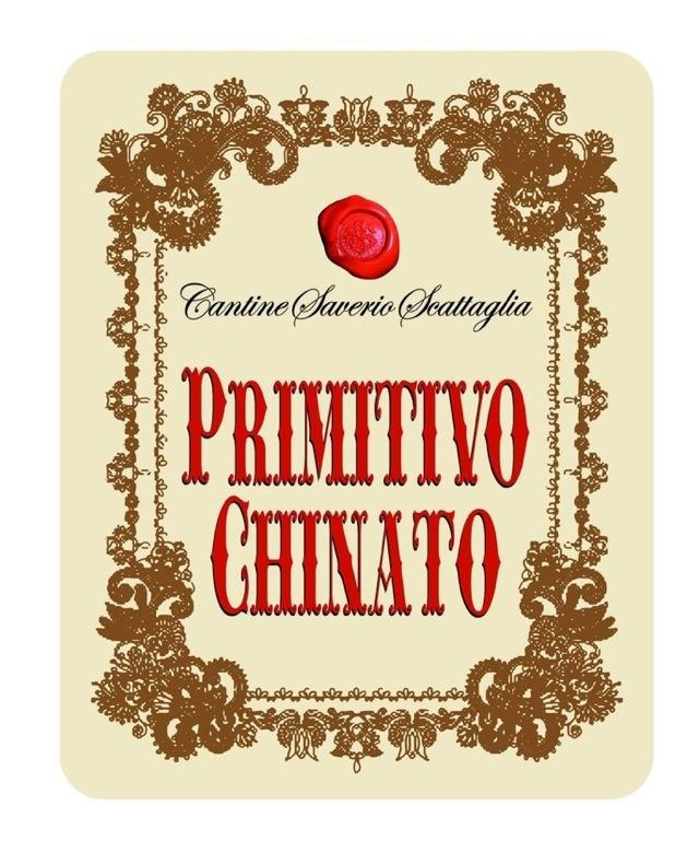 #primitivo #chinato first in the world