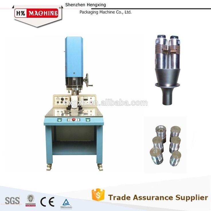Plastic welding machine portable with CE HX-1542