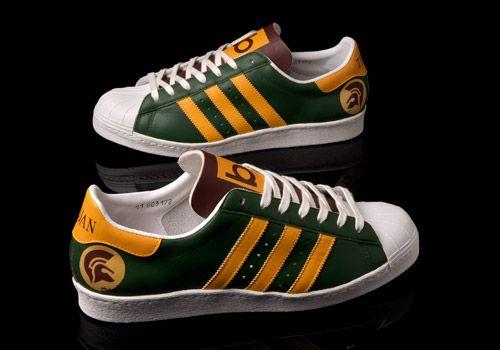 94e85d74f4 adidas superstar Trojan records | Sneakerz | Schuhe, Bärte und Mode