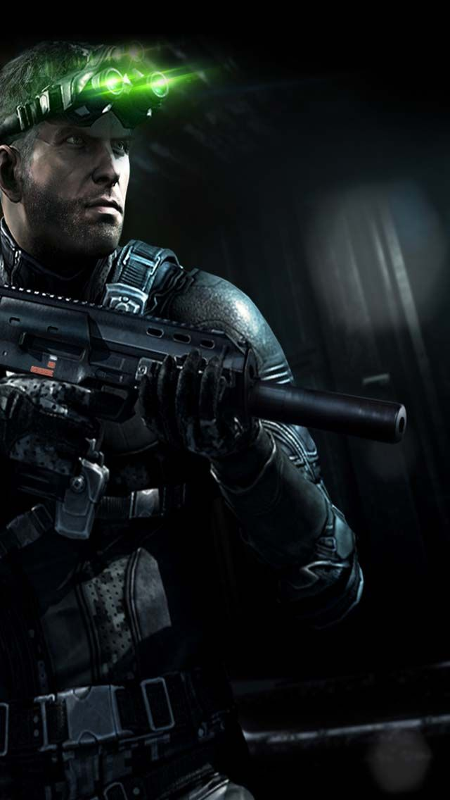 1000 images about spliter cell on pinterest fisher panthers and kestrel - Splinter cell grim ...