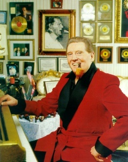 """( MUSIC ♪♫♪♪ 2016 ★ JERRY LEE LEWIS """" Rock & roll / rockabilly / country / gospel / honky-tonk / blues """" ) ★ ♪♫♪♪ Jerry Lee Lewis - Sunday, September 29, 1935 - 6' - Ferriday, Louisiana, USA."""
