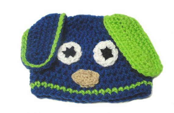 Crochet puppy hat Baby hats Puppy hat Critter kids hats by 2kute, $17.00 Photography prop