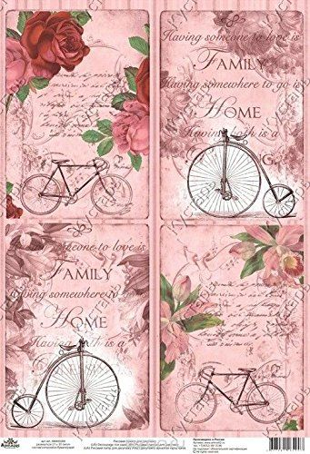 Carta di riso per decoupage. Romanticismo, bicicletta, ro... https://www.amazon.it/dp/B01N6XWK35/ref=cm_sw_r_pi_dp_x_TKZSybQG0RS31