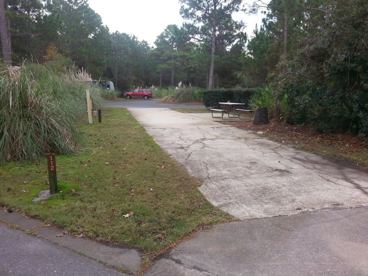 RV A GOGO Park Review Topsail Hill Preserve State Gregory