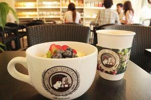 「アイランドヴィンテージコーヒー」日本上陸--自然な甘さがおいしい「アサイボウル」を堪能!