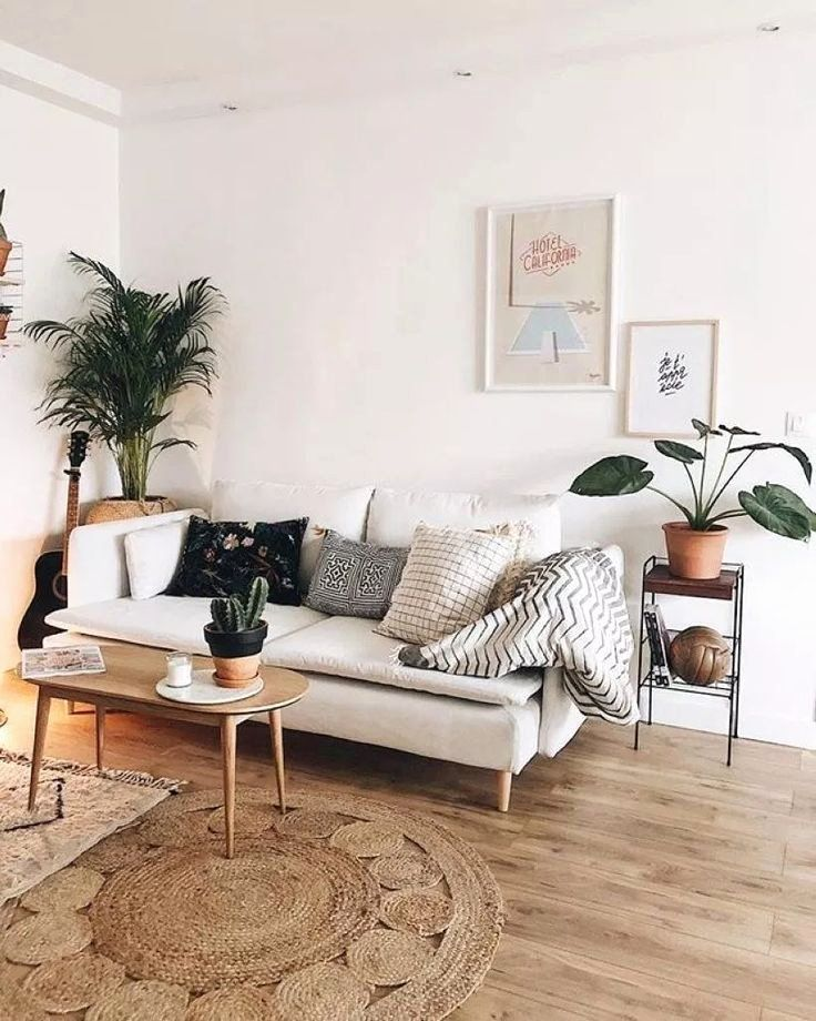 Modern Apartment Living Room Decor Ideas Monochrome Living Room Living Room Scandinavian Small Living Room Decor