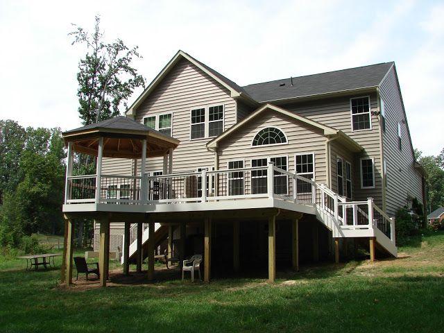 Avalon Ryan Homes Deck