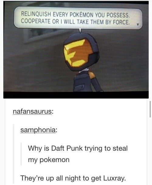 Not much of a fan of the newer gens of Pokemon (okay, I'll be honest; I'm not at all a fan), but I just can't stop laughing xDD