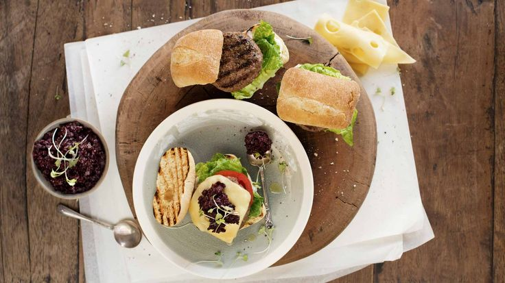 Our mouth watering pan seared wagyu patty combined with a colourful beetroot…