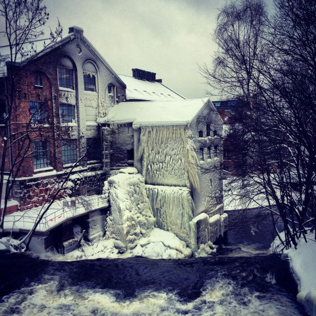 Oslo, Norway. Photo: Cathrine Stabel Thorstensen - Aamodt bro