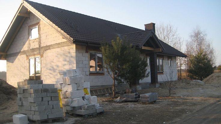 Stan surowy zamknięty  #projekt #budowa #dom
